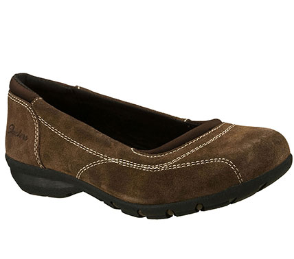 Relaxed Fit Career Girl Friday Comfort Shoes Skechers U.S.A. & Canada