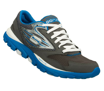 SKECHERS Mens Skechers Go Run Athletic Sneakers