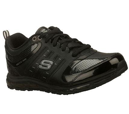 work revv air s r revvolution non slip sole shoes skechers