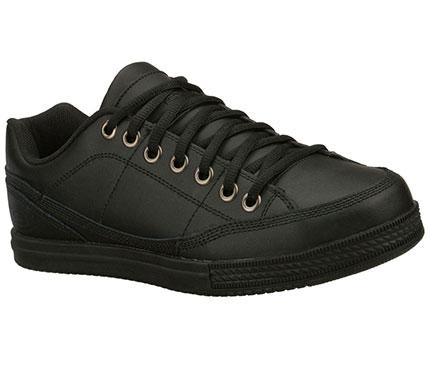 work caviar three sr non slip sole shoes skechers u s a