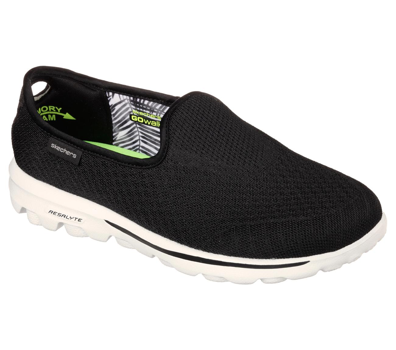 Skechers Women's EZ Flex 2 - Sweatpea Memory Foam Slip-On Sneakers from Finish Line - Finish Line Athletic Shoes - Shoes - Macy's