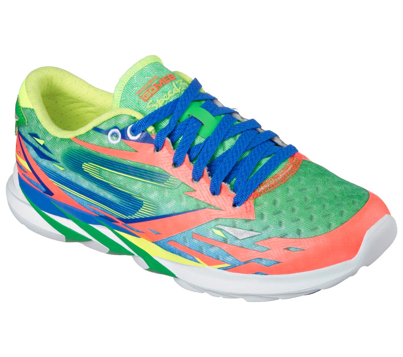 Skechers Synergy Pink Women Running Shoes - 11681-HPLM_View_4/fashion/sports/skechers