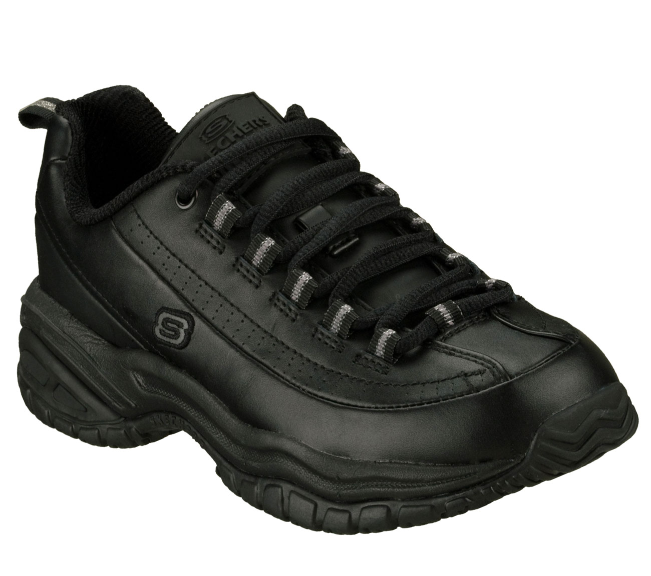 SKECHERS Work Women's Hardwood Sneakers & Athletic Shoes