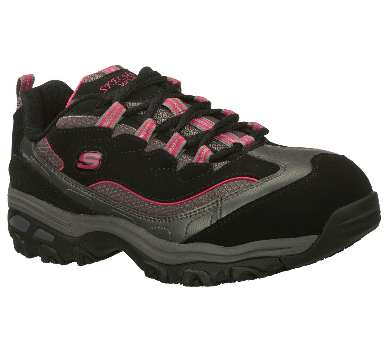 SKECHERS Work Women's Chant Sneakers & Athletic Shoes