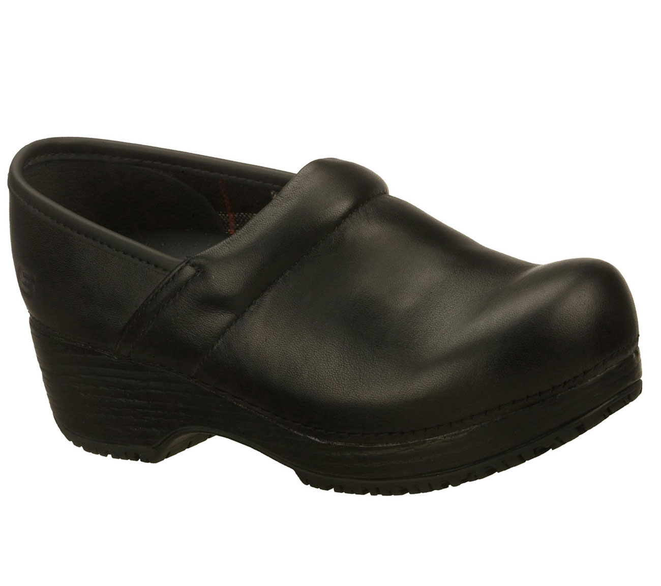 Choice of widths Crisp Kendra, Black Leather, Womens Smart Shoes