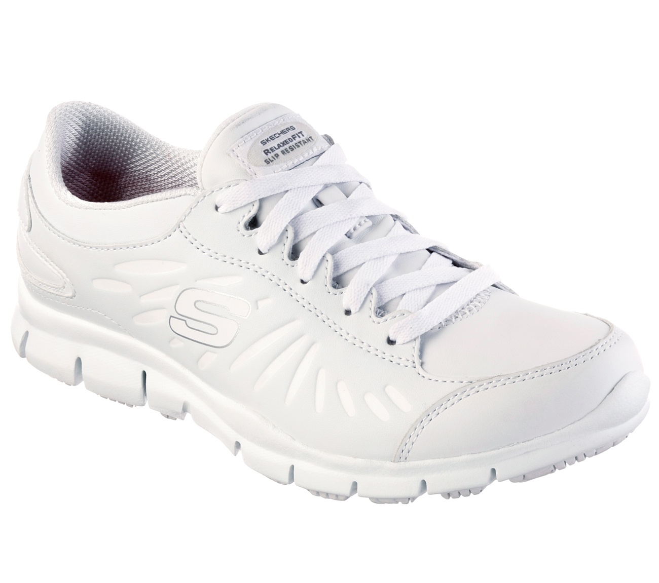 Click Image to Enlarge BABOLAT WOMENS PPLS BPM ALL CRT TNS SHOES WHITE