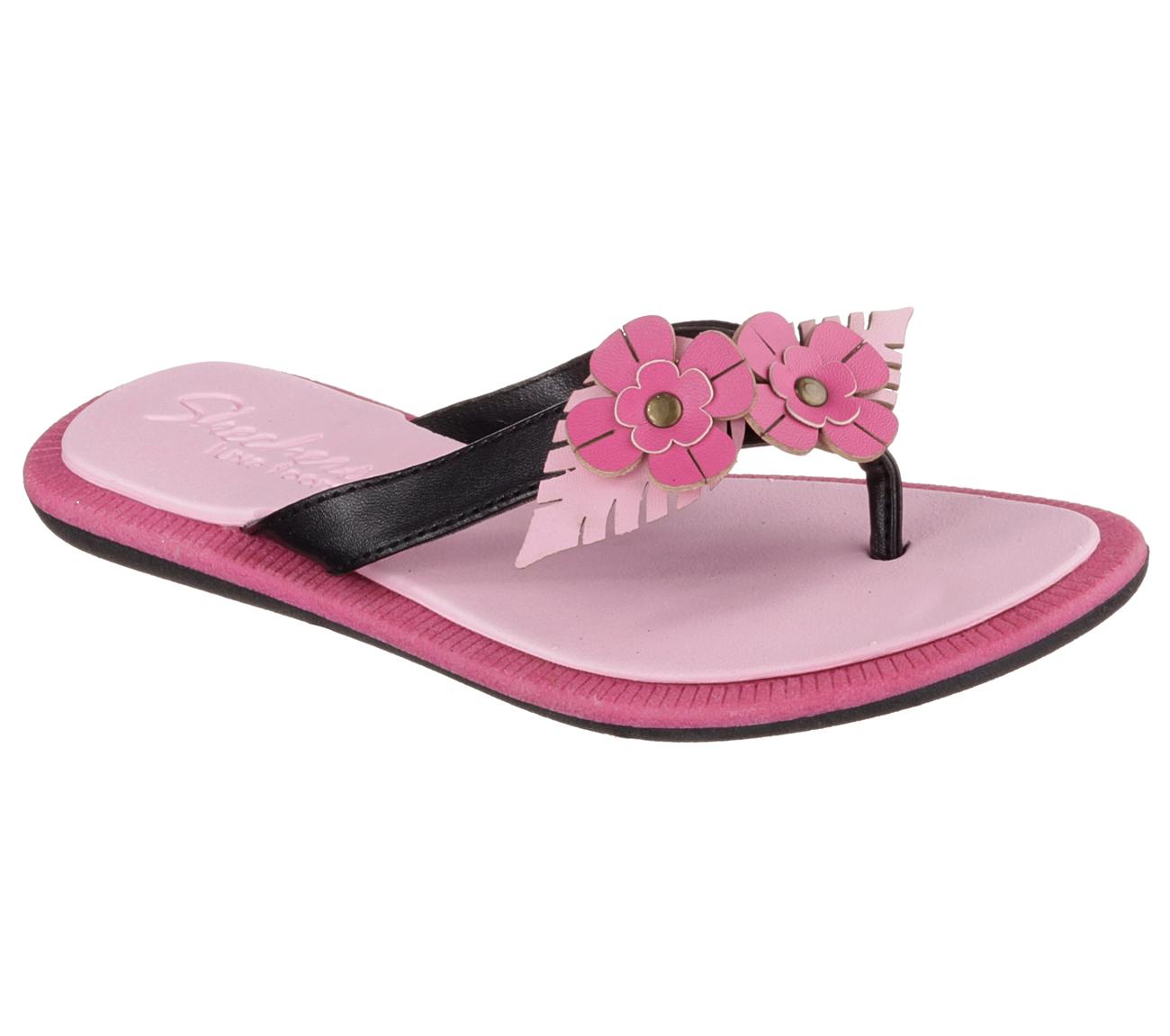 Shiny Black Bobs Shoes